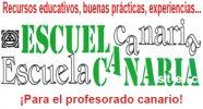 El STEC-IC lanza la Web de recursos y experiencias EscuelaCanaria.com