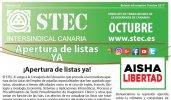 Boletín Informativo STEC-IC Octubre 2017