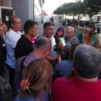 El Gobierno de Canarias provoca la ruptura de la paz social