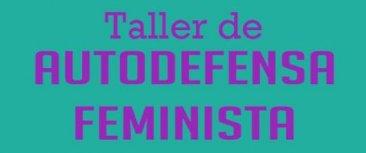 Convocatoria taller de autodefensa feminista