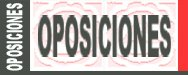 Propuesta de especialidades a convocar en las oposiciones 2018