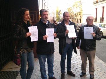 Las organizaciones sindicales instan al Ministerio a negociar el acceso del profesorado interino