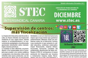 Boletín Informativo STEC-IC Diciembre 2017