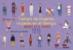 Calendario de Mujer 2018.
