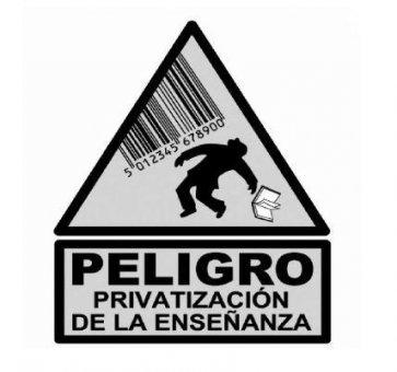 La consejería de educación prima la FP privada en detrimento de la pública