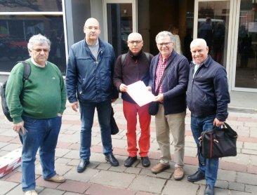 Las organizaciones sindicales exigen a la Consejería escalonar las plazas de las oposiciones en varias convocatorias