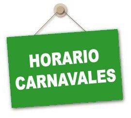 Horario de atención STEC-IC durante la semana de Carnavales