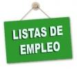 Convocatoria extraordinaria de ampliación de listas de empleo para especialidades de Secundaria