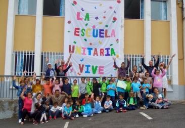 Las Escuelas Unitarias de Canarias reciben el premio Viera y Clavijo