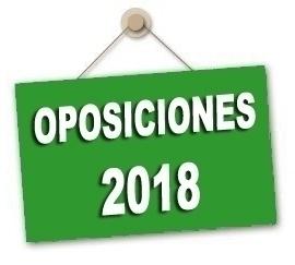 Resultado sorteo de vocales tribunales Oposiciones docentes 2018