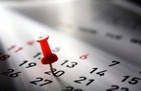 Calendario escolar e instrucciones comienzo y finalización curso 2018-2019