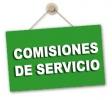 Listado provisional de admitidos, excluidos y renuncias Comisiones de Servicio cuerpo de Maestros/as