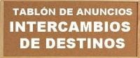 Plazo solicitudes y Tablón de anuncios para intercambio de destinos para el curso 2018-2019