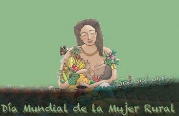 15 de octubre. Día Internacional de la mujer rural