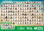 Candidatura del STEC-IC en la provincia de SC de Tenerife ¡VOTA STEC-IC!