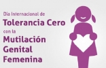 6 de febrero. Día Internacional de Tolerancia Cero con la mutilación genital femenina