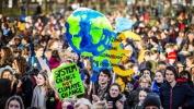 En apoyo a las movilizaciones juveniles frente al cambio Climático