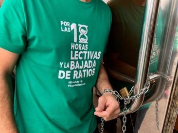 El STEC-IC exige al Gobierno de Canarias que aclare sin ambages si reducirá el horario lectivo de los docentes para el próximo curso