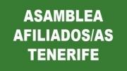 Convocatoria Asamblea de afiliados/as en Tenerife martes 9 de abril