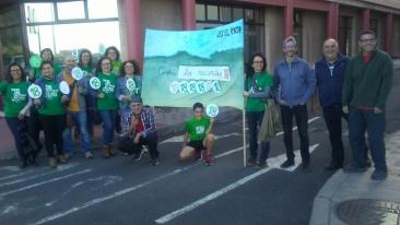 El profesorado se moviliza en toda Canarias por la vuelta a las 18 horas en Secundaria y la reducción a 23 horas en Infantil y Primaria