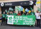 El STEC-IC lleva al 1º de mayo la demanda de reducción horaria inmediata