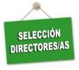 Listado provisional de admitidos y excluidos selección de directores/as 2019-2023