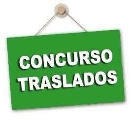 Concurso de Traslados. Adjudicación definitiva cuerpo de Maestros/as