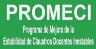 Adjudicación provisional PROMECI 2019