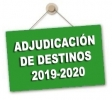 CONSERVATORIOS: Adjudicación Provisional de Destinos