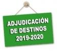 FUNCIONARIOS DEL CUERPO DE MAESTROS: Adjudicación definitiva de destinos