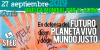 Servicios mínimos y manifestaciones previstas para la Huelga del 27 de septiembre por el medio ambiente