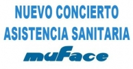 Nuevo concierto sanitario MUFACE 2020-2021