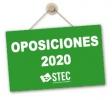 Distribución definitiva de especialidades y número de plazas para las Oposiciones 2020