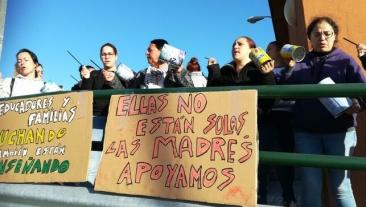 El STEC-IC se solidariza con los trabajadores y trabajadoras de las escuelas infantiles municipales de Las Palmas de Gran Canaria
