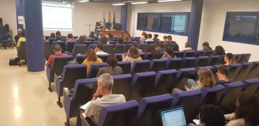 Más de 200 participantes en la primera actividad intensiva de formación para oposiciones del STEC-IC