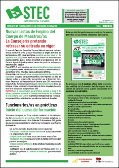 Boletín Informativo STEC-IC Febrero 2020