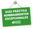 Guía Práctica para Nombramientos Excepcionales