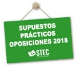 Publicados los supuestos prácticos de las oposiciones de Secundaria, FP y EOI 2018