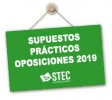 El STEC-IC solicita la publicación de los Supuestos Prácticos de las Oposiciones de maestros/as 2019