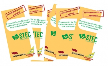 Guía de prevención de riesgos laborales en el Teletrabajo