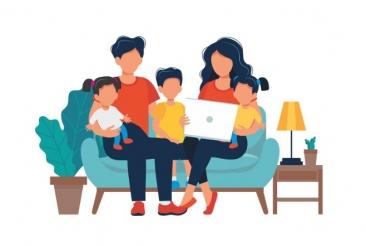 Nueva web de Educación con orientaciones y recursos educativos para las familias