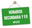 Guía práctica sobre elección de horarios y reclamaciones en los centros de Secundaria y Formación Profesional