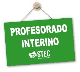 El STEC-IC solicita que se reactiven los nombramientos de sustitución para garantizar la formación de todo el alumnado