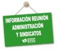 Reunión Administración y sindicatos: La Consejería contempla cinco posibles escenarios para la finalización del curso