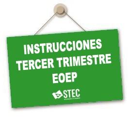 Instrucciones EOEP para el tercer trimestre del curso 2019/2020