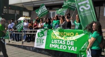 El STEC-IC reclama la publicación inmediata de las Listas de Empleo definitivas derivadas de las Oposiciones 2019