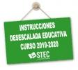 Publicadas las Instrucciones para la desescalada educativa del curso 2019-2020 en Canarias