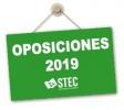 Publicación de los aspirantes seleccionados Oposiciones maestros/as 2019