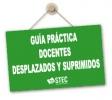 Guía Práctica para el profesorado desplazado y suprimido