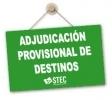 CONSERVATORIOS: Adjudicación de Destinos 2020-21